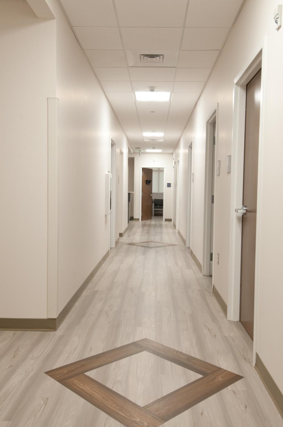 Hallway Portrait